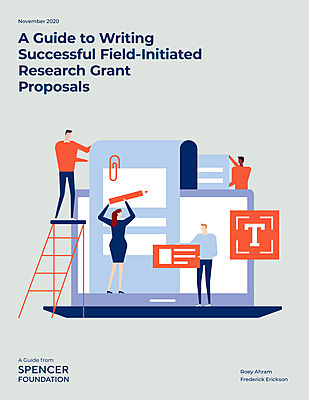 A Guide To Writing Successful Research Grant Proposals