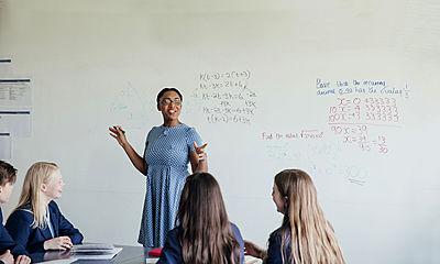 Teacher, Classroom, Teaching