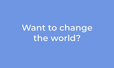What to change the world?