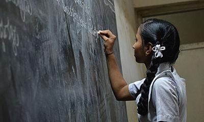 chalkboard, classroom