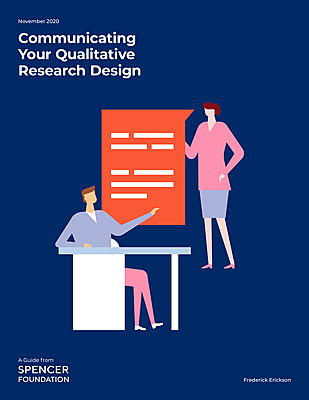 Communicating Your Qualitative Research Design